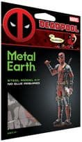 Marvel Metal Earth Deadpool Model Kit | Buy now at The G33Kery - UK Stock - Fast Delivery